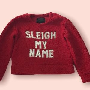 Happy holidays urban Heritage sweater size Medium